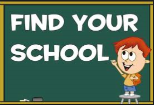 how to find which school your address is in