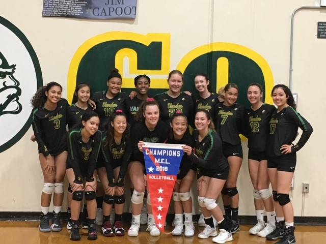 Congratulations Girls Volleyball