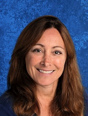 A photo of principal Susan Nader