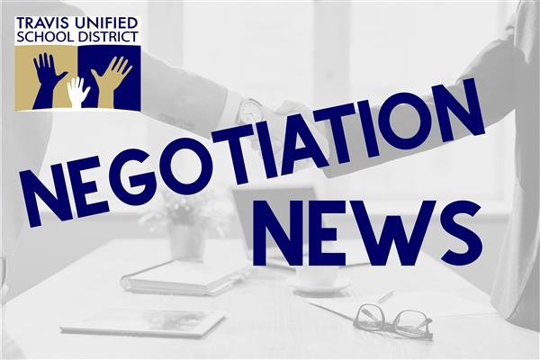 NEGOTIATION NEWS