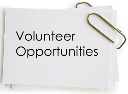 CERVIS volunteer opportunities link